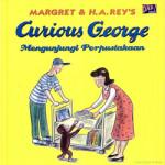 buku curious george mengunjungi perpustakaan