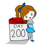 Day 200