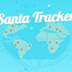 December Posting – Day 29 – Santa Tracker