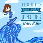 Tantangan Explorasi – Traveling Quotes