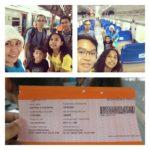 Perjalanan Jogja, Semarang, Salatiga – Hari Pertama